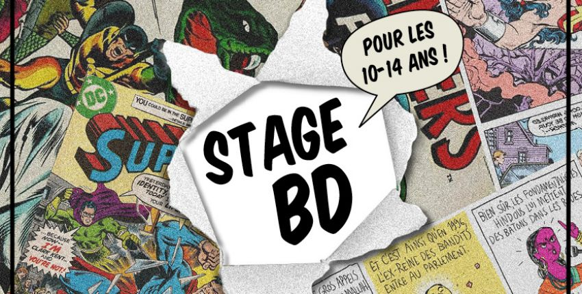 Stage BD / Phakt / 10-14 ans