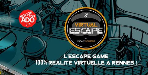 Virtual Escape / Escape game en réalité virtuelle
